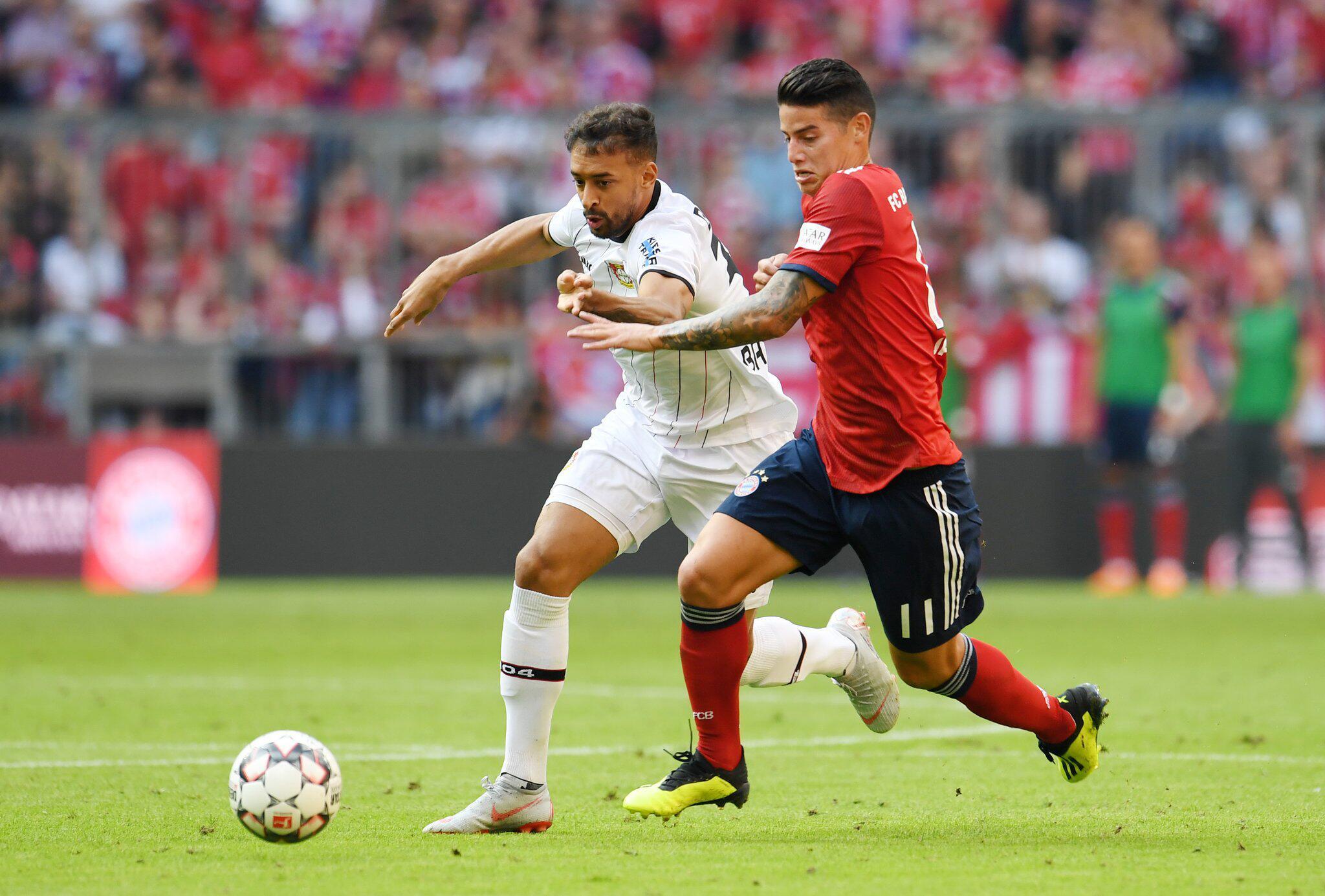 Bild zu FC Bayern München - Bayer Leverkusen