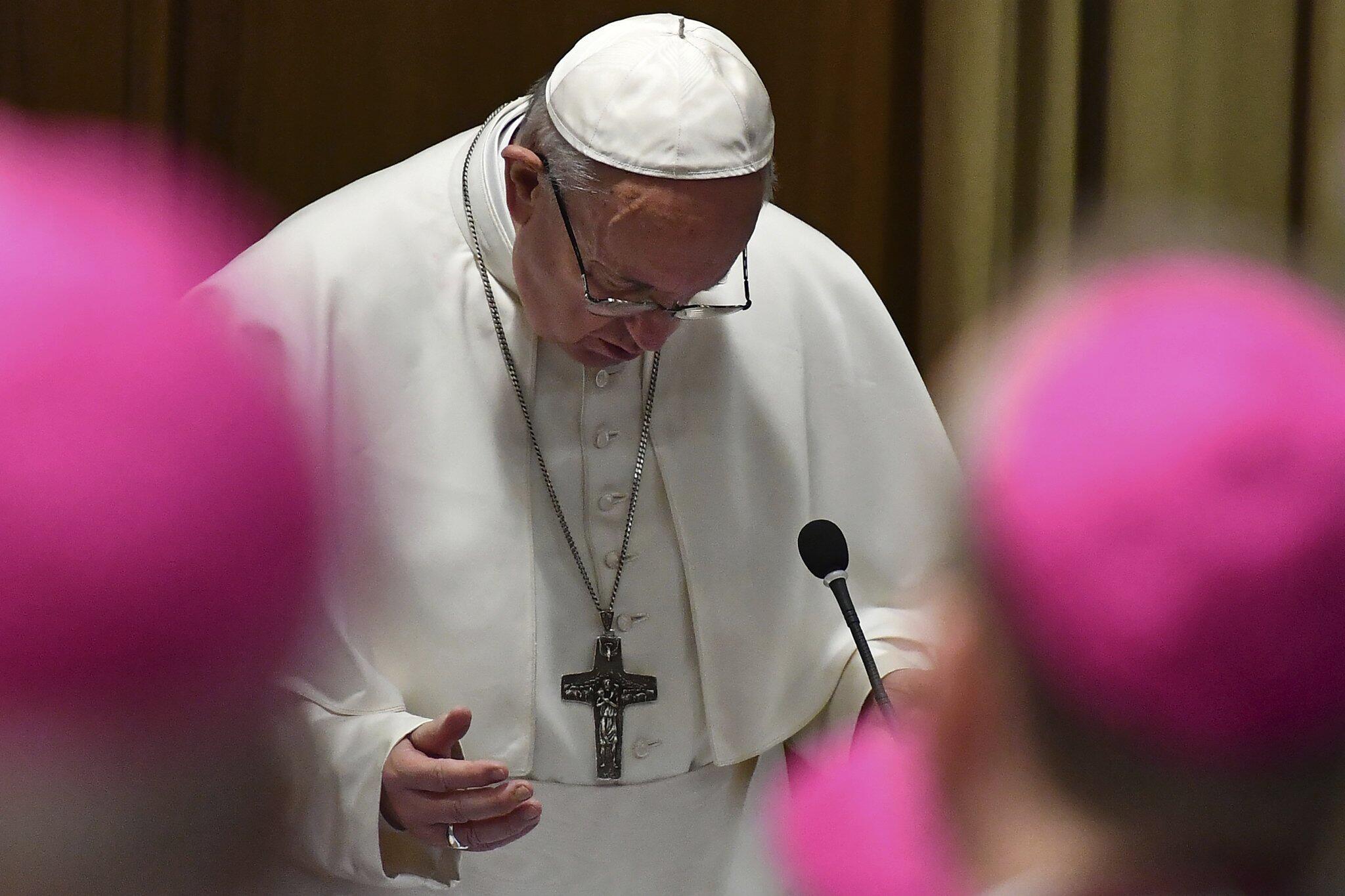 Bild zu Papst Franziskus, Missbrauch, Gipfel