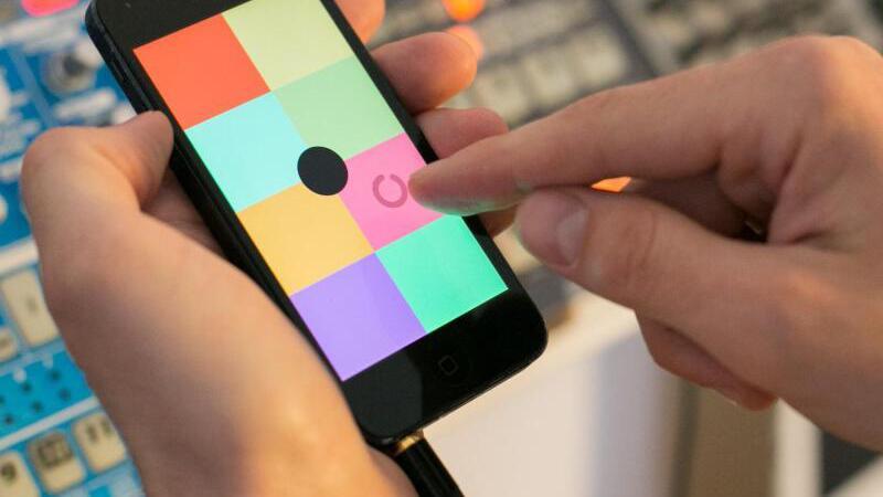 Sampler-App Keezy