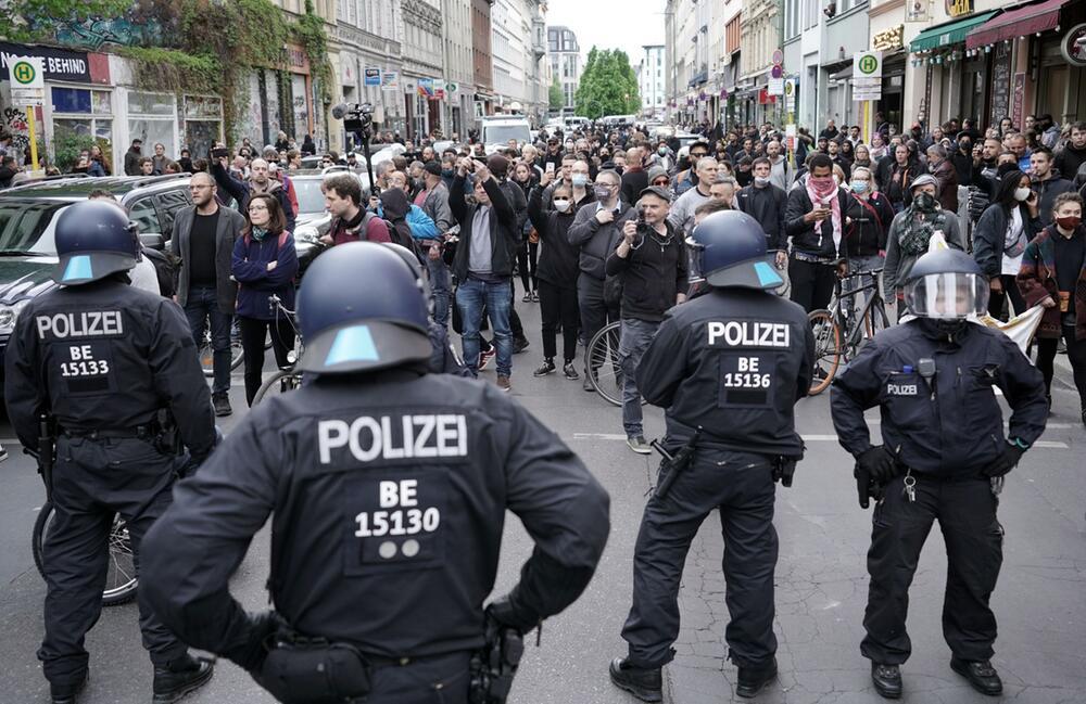 1. Mai - Berlin