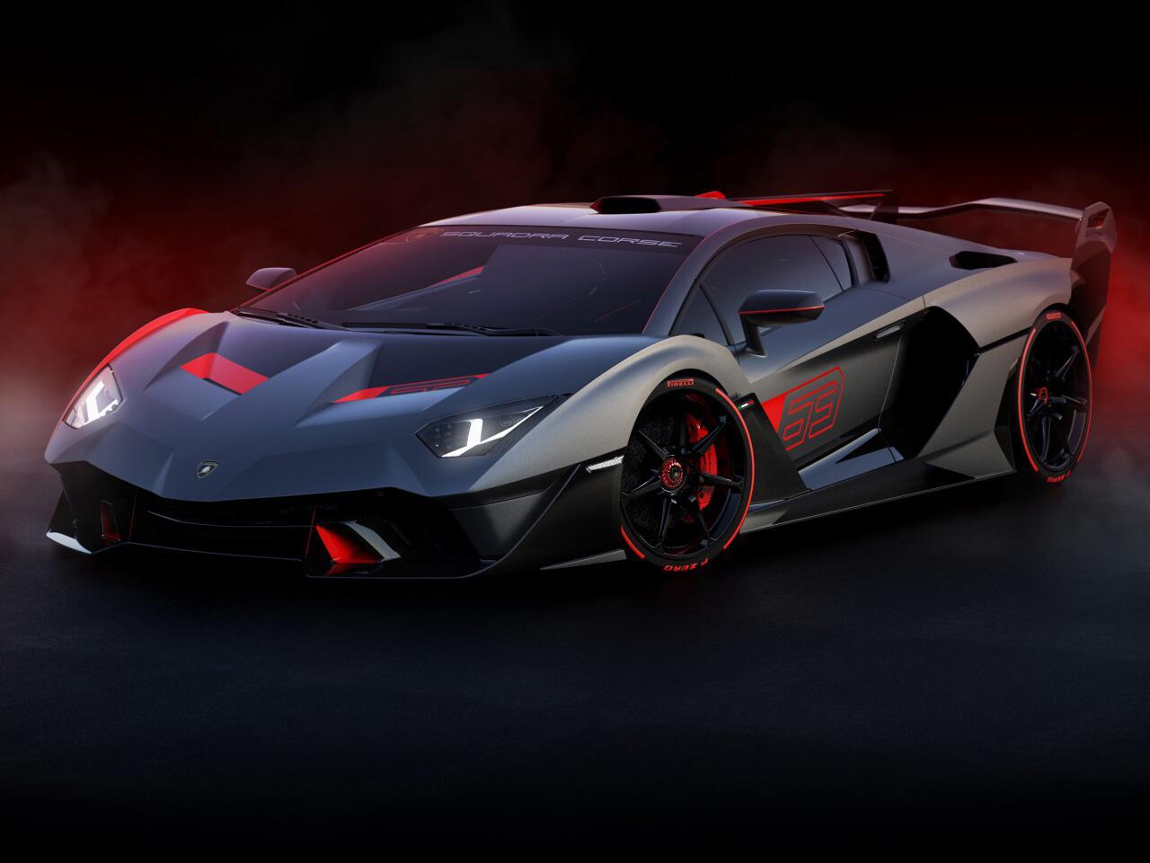 Bild zu Lamborghini SC18 Alston: Exklusives Einzelstück aus der Rennabteilung