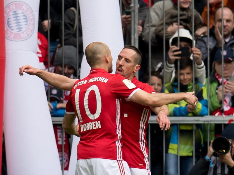 Bild zu Bayern-Duo