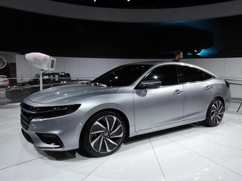 Bild zu Honda Insight