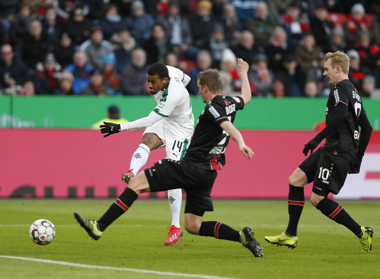 Bild zu Bundesliga, Fußball, Gladbach, Leverkusen