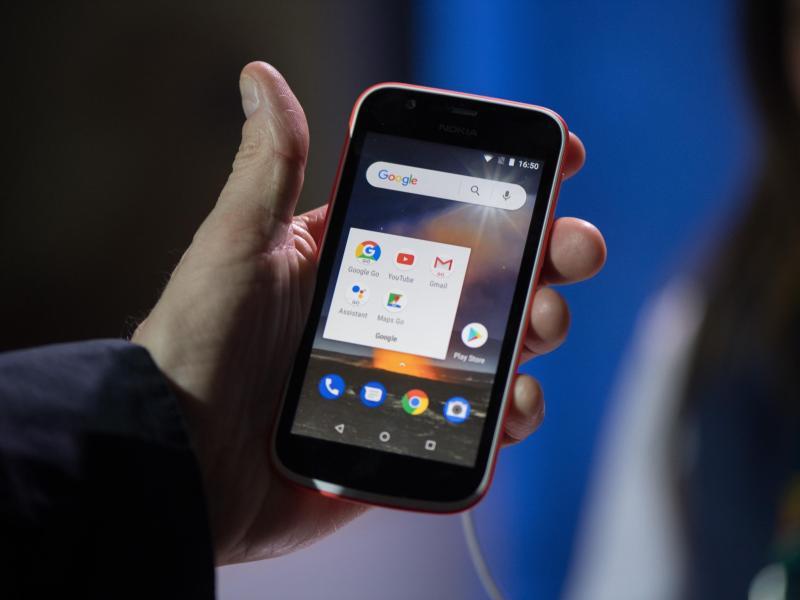 Bild zu Nokia 1