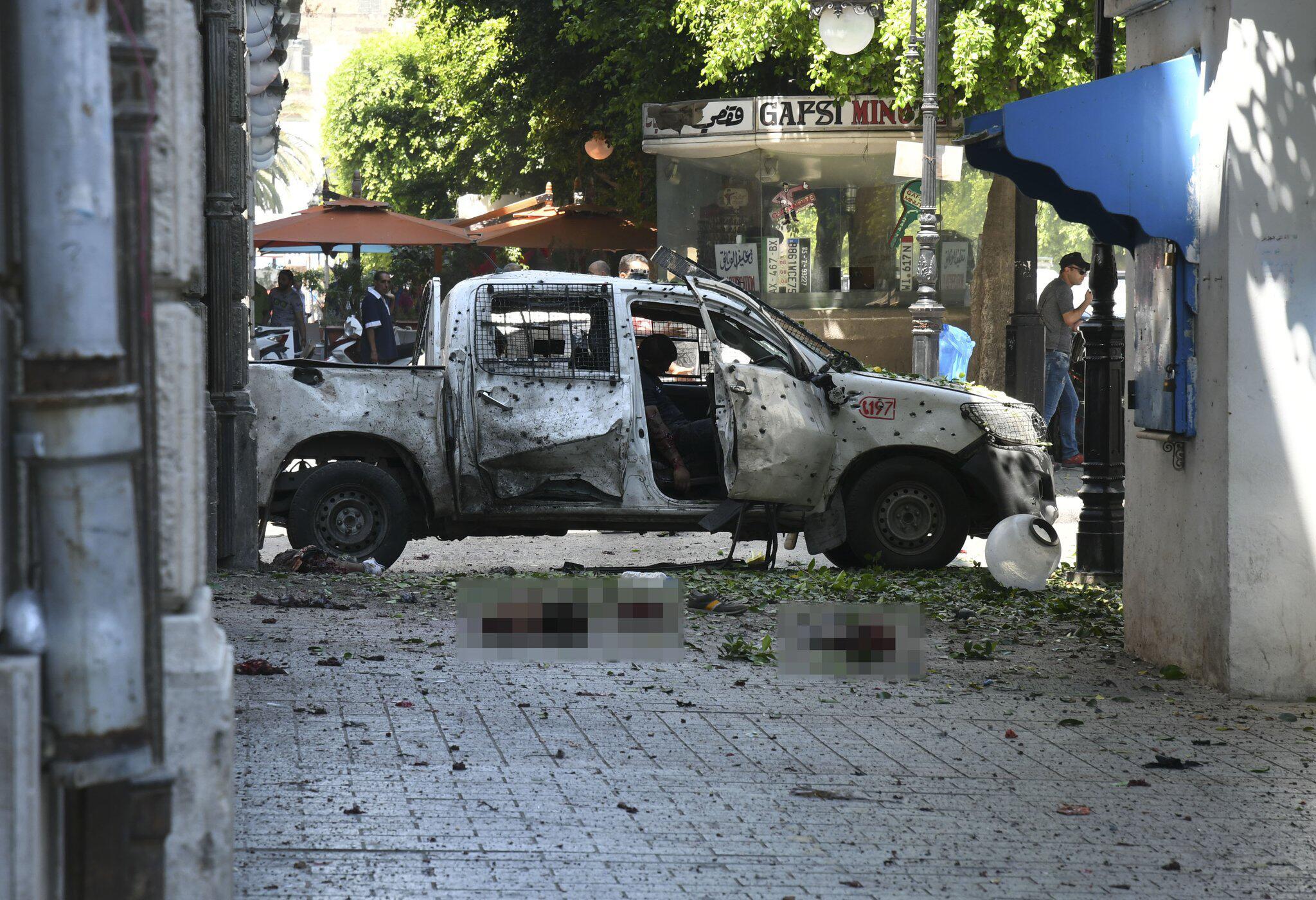 Bild zu Selbstmordanschläge in Tunesien