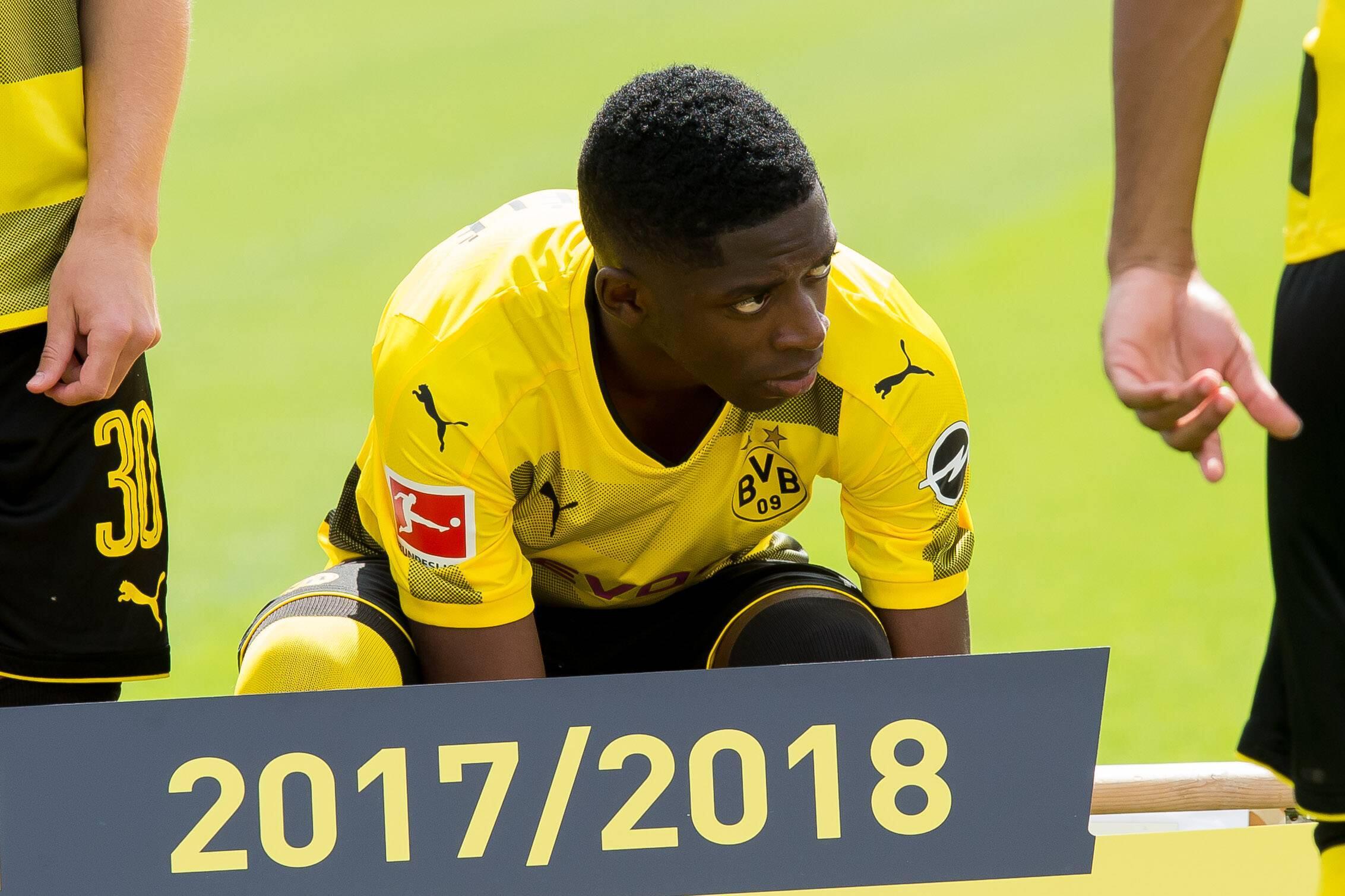 Bild zu Ousmane Dembele, FC Barcelona, Borussia Dortmund, Transfer