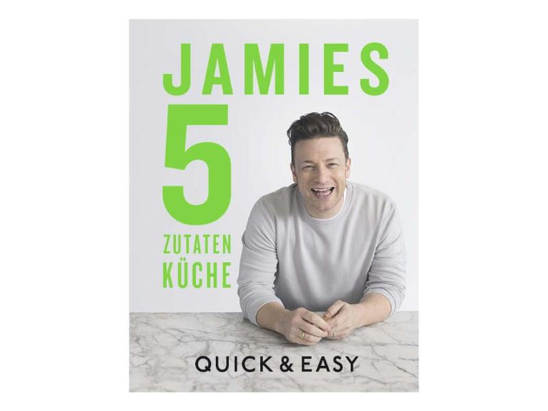 Bild zu «Jamies 5-Zutaten-Küche»