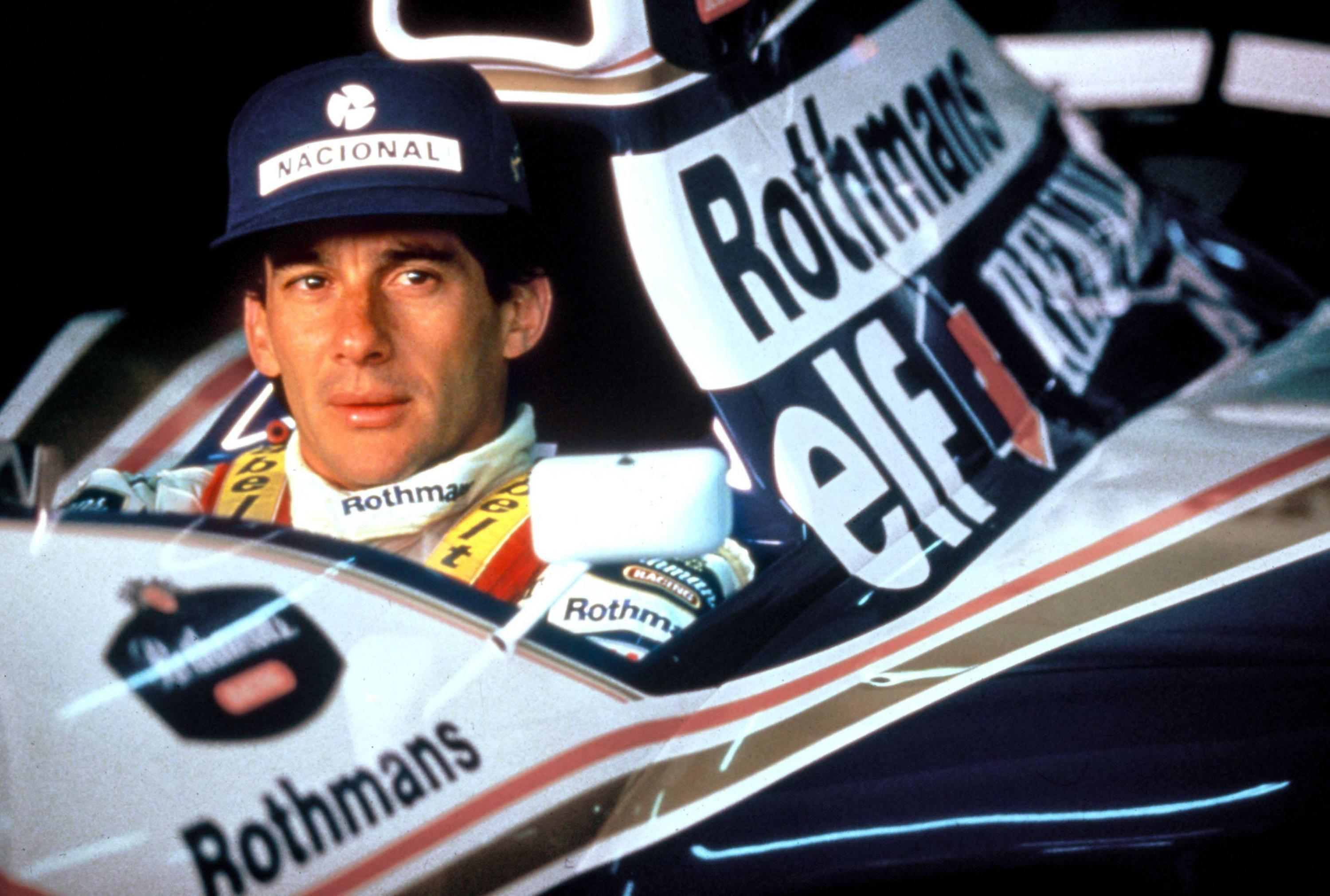 Bild zu Ayrton Senna, Williams