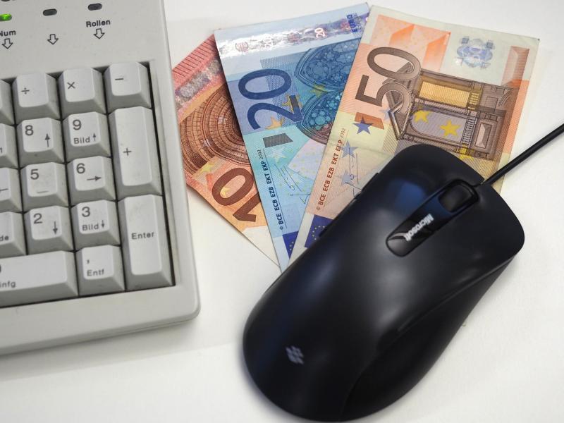 Bild zu Geldanlagen im Netz
