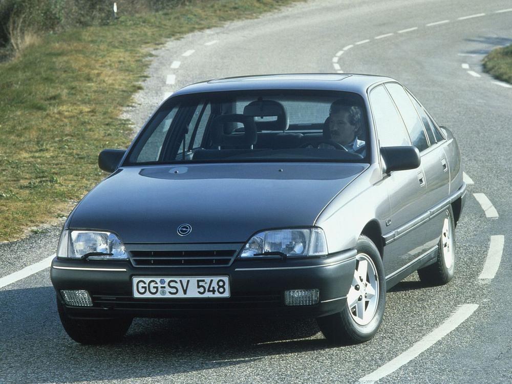 Bild zu Opel Omega A