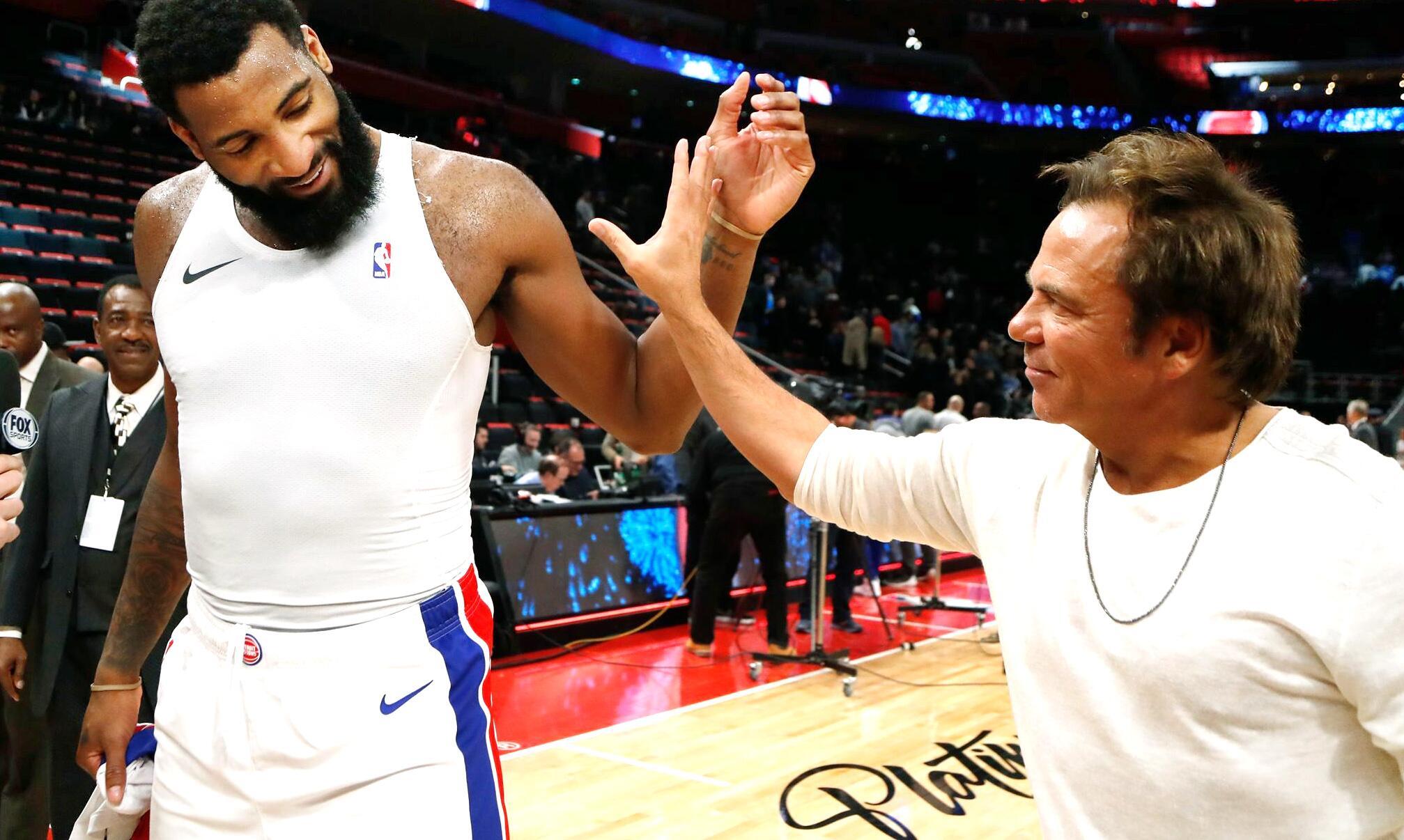 Bild zu NBA-Basketballer Drummond gibt gigantisches Trinkgeld in Restaura