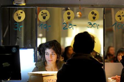 Besucher bestimmen die Eintrittspreise
