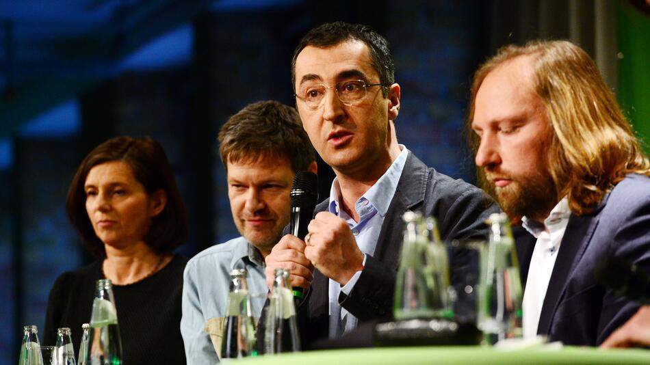 Grünen, Cem Özdemir, Anton Hofreiter