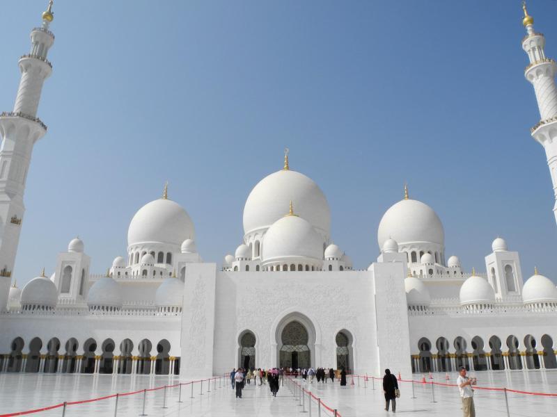 Bild zu Abu Dhabi