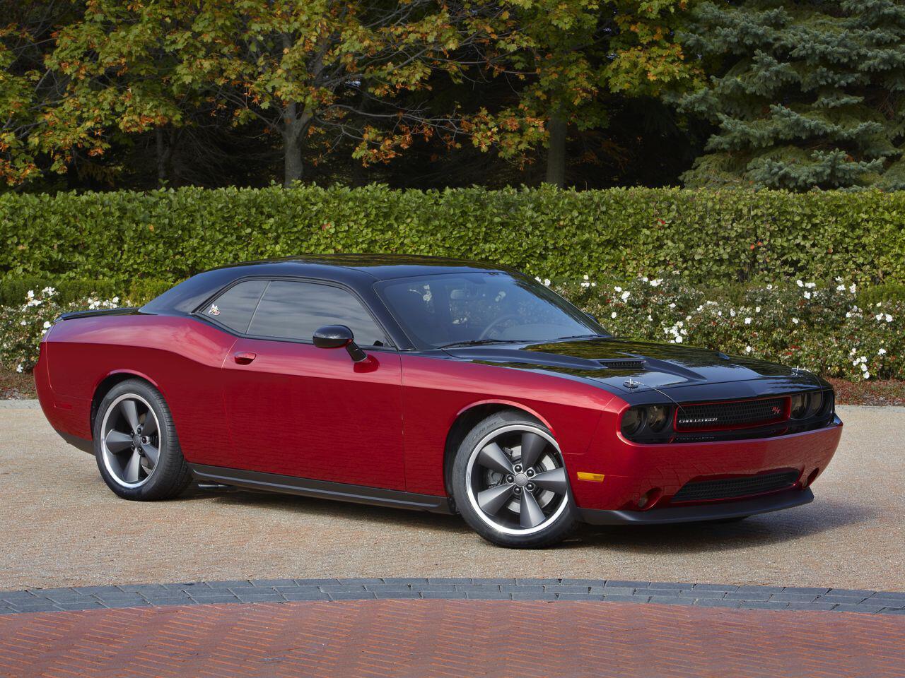 Bild zu Dodge Challenger vom Chrysler-Tuner Mopar: Mehr Muskeln für das Muscle Car