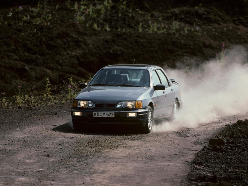 Bild zu Ford Cosworth