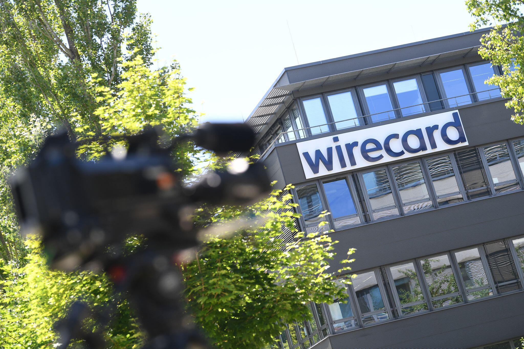 Bild zu Durchsuchungen im Bilanzskandal um den Dax-Konzern Wirecard
