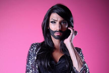 Für Conchita Wurst erfüllt sich ein Traum.