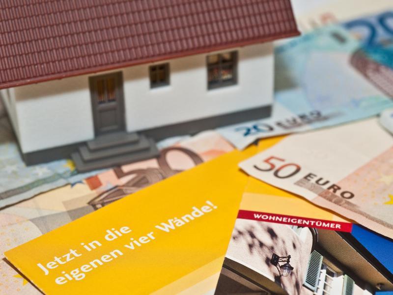 Bild zu Immobilienkredit
