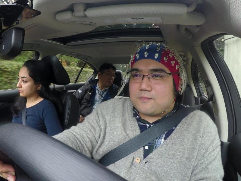 Bild zu «Brain-to-Vehicle»-Technologie von Nissan