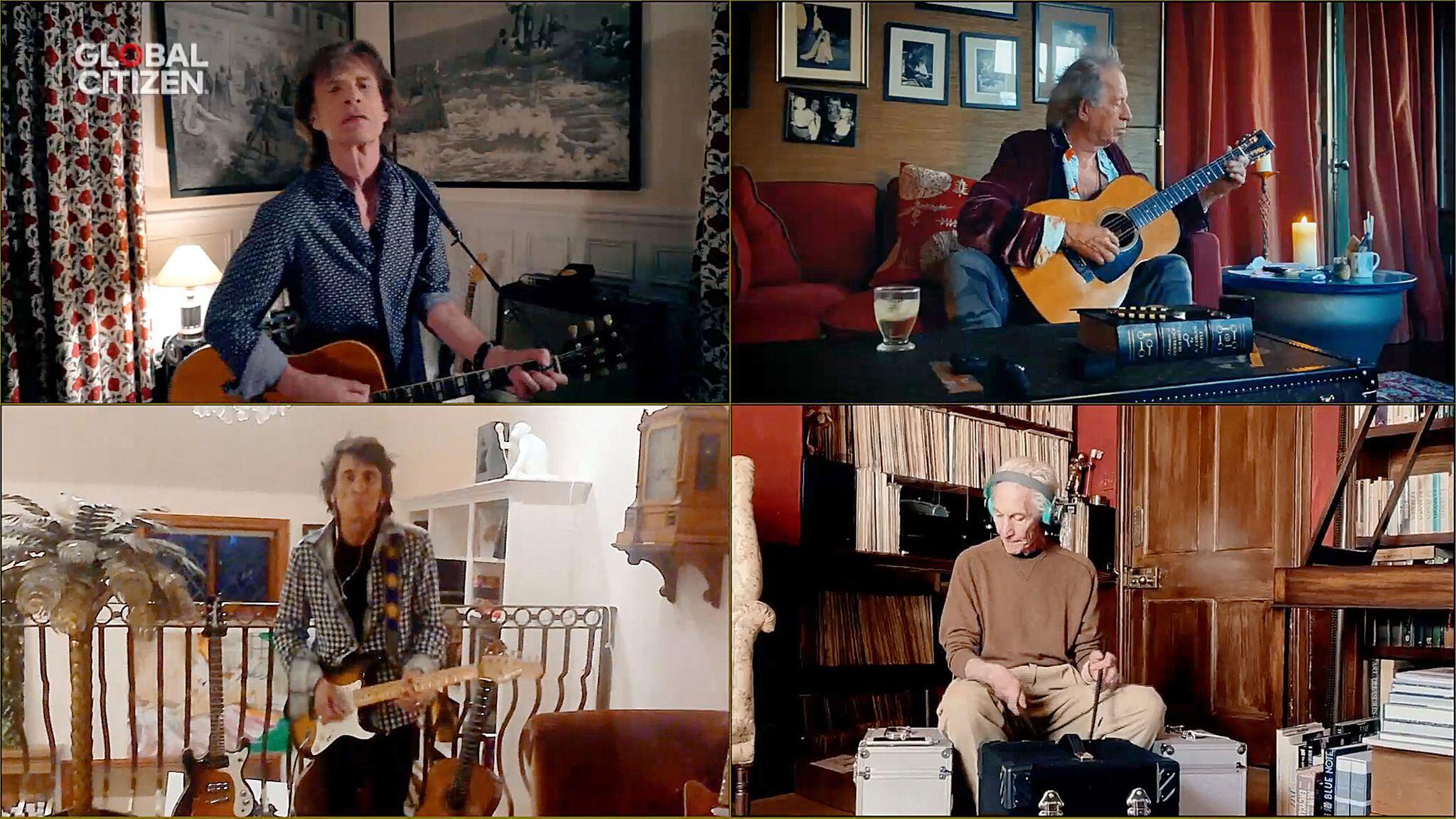 Bild zu Global Citizen Konzert - Rolling Stones