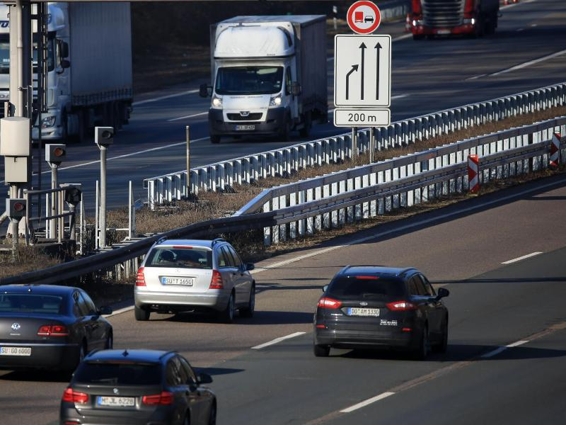 Bild zu Freie Autobahn