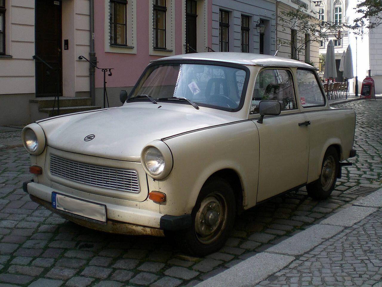 Bild zu 50-jähriges Jubiläum: Die ostdeutsche Kleinwagen-Legende Trabant P601