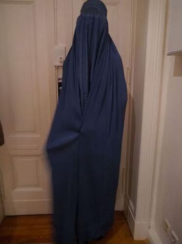 Bild zu Recherche-Burka