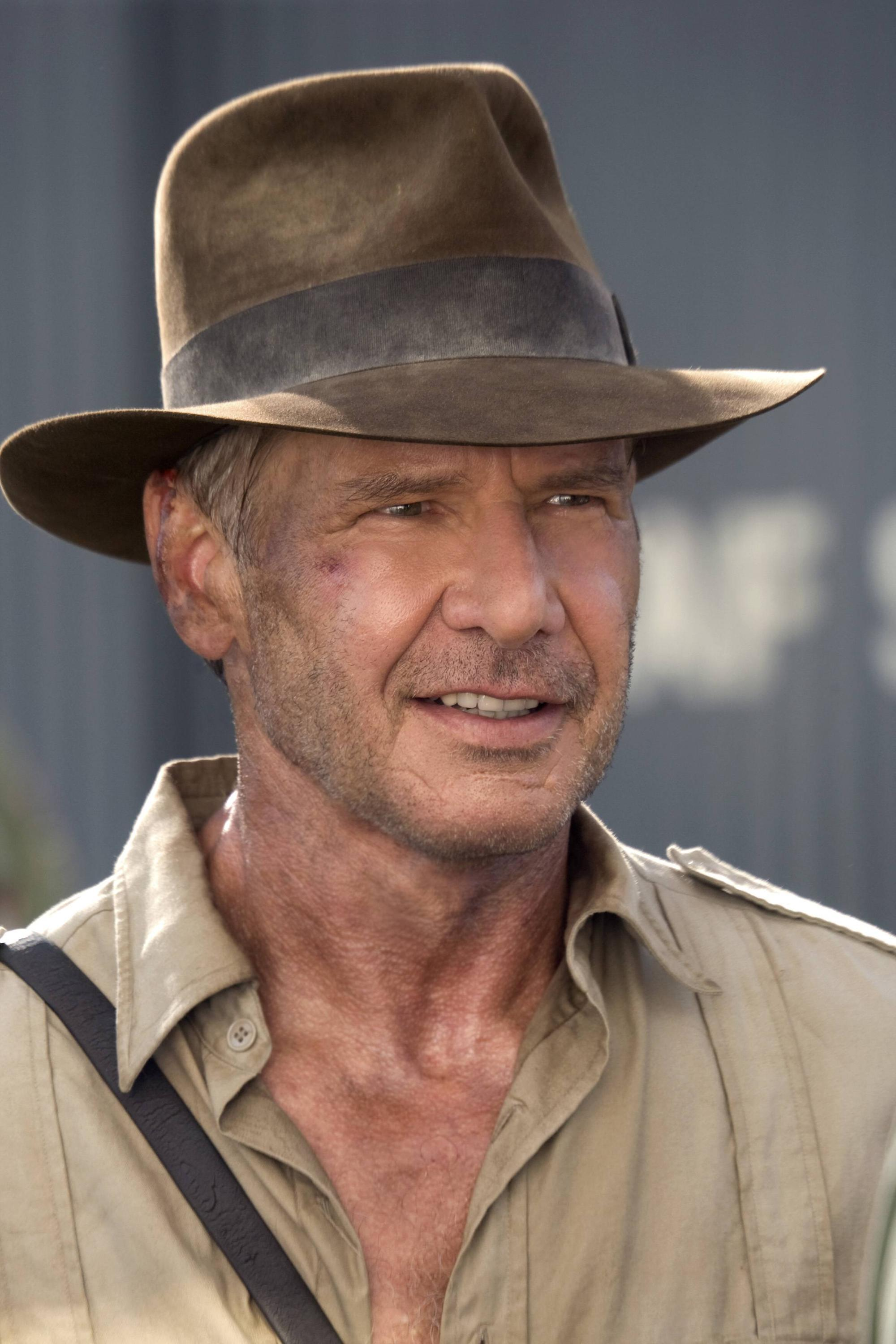 Bild zu Harrison Ford, Indiana Jones