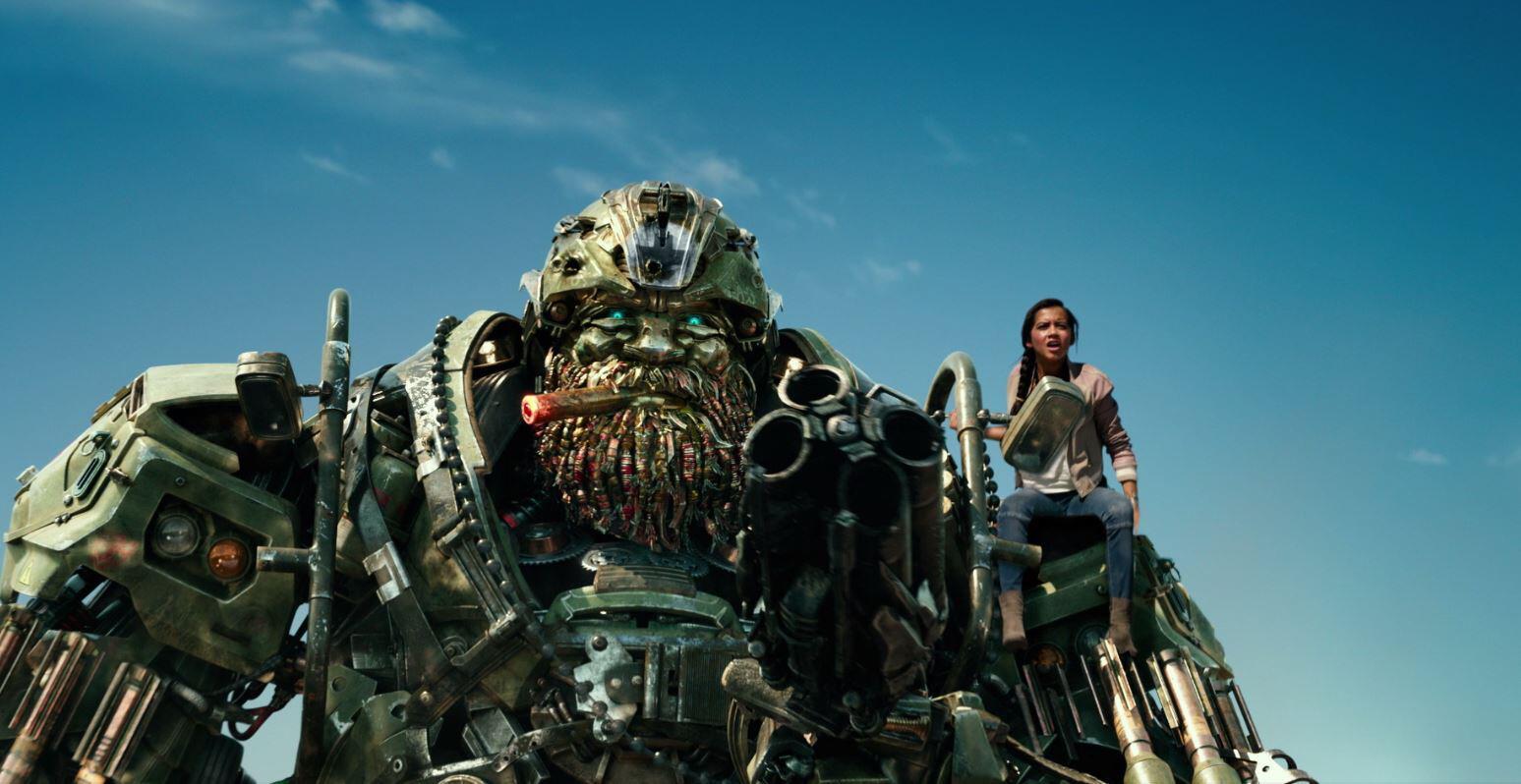 Bild zu Transformers
