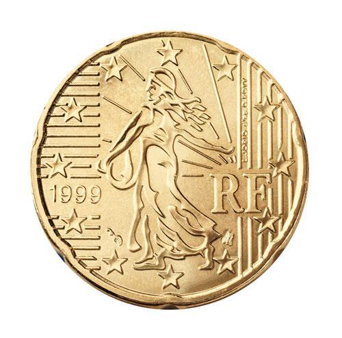 Die Motive Der 20 Cent Münzen Gmxat