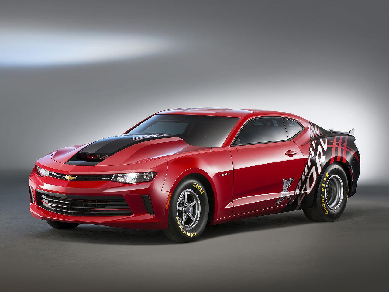 Bild zu Chevrolet COPO Camaro
