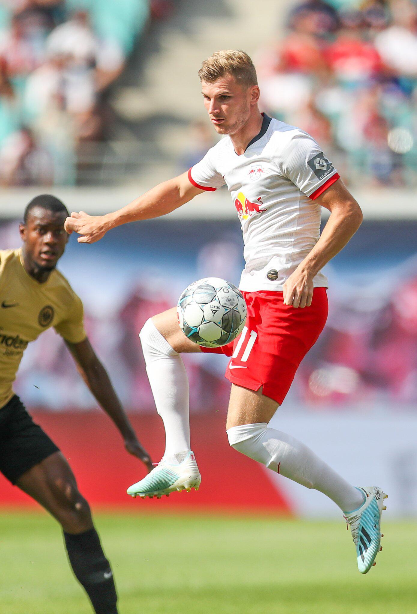 Bild zu RB Leipzig - Eintracht Frankfurt