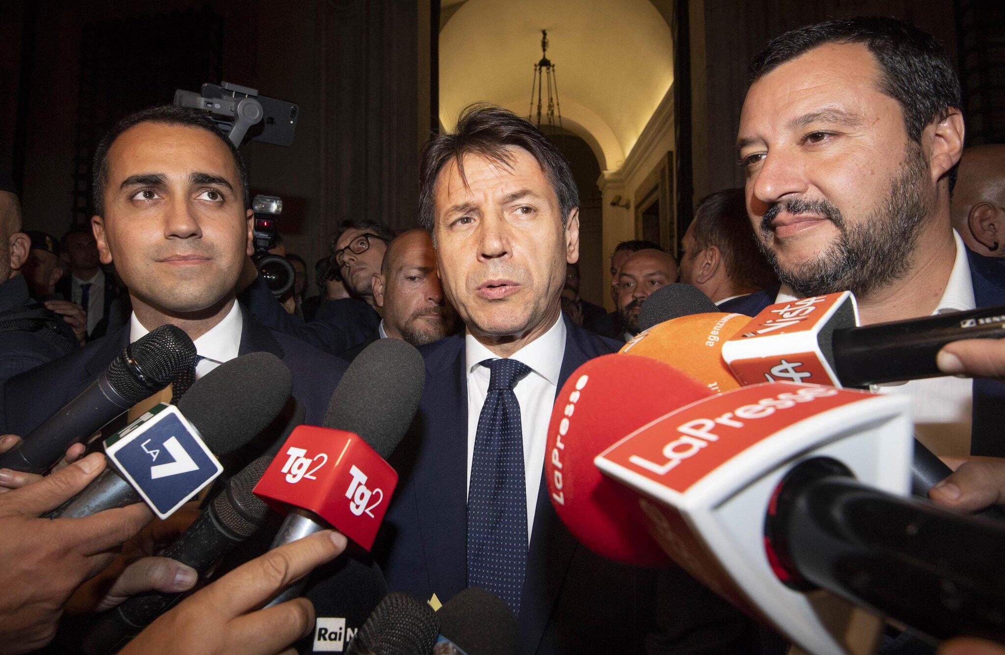 Bild zu Italiens Finanzen