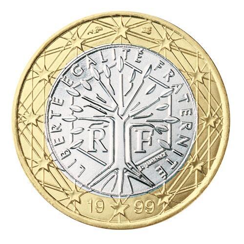 Die Motive Der 1 Euro Münzen Gmxat