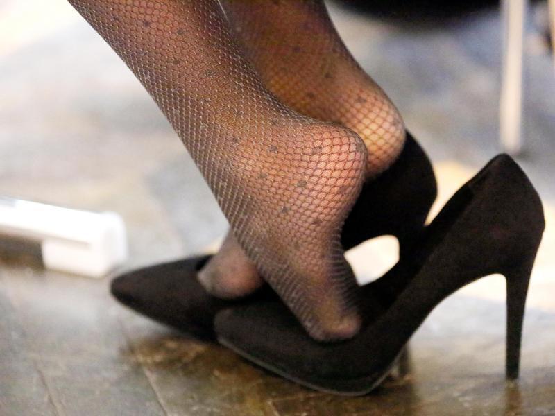 Bild zu Risiko durch High Heels