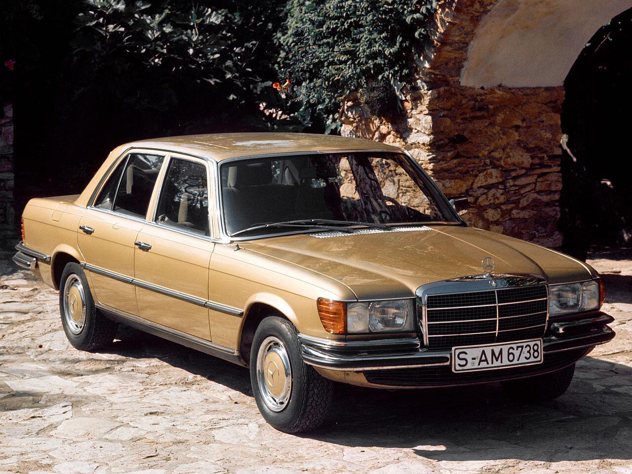 Bild zu Mercedes W 116