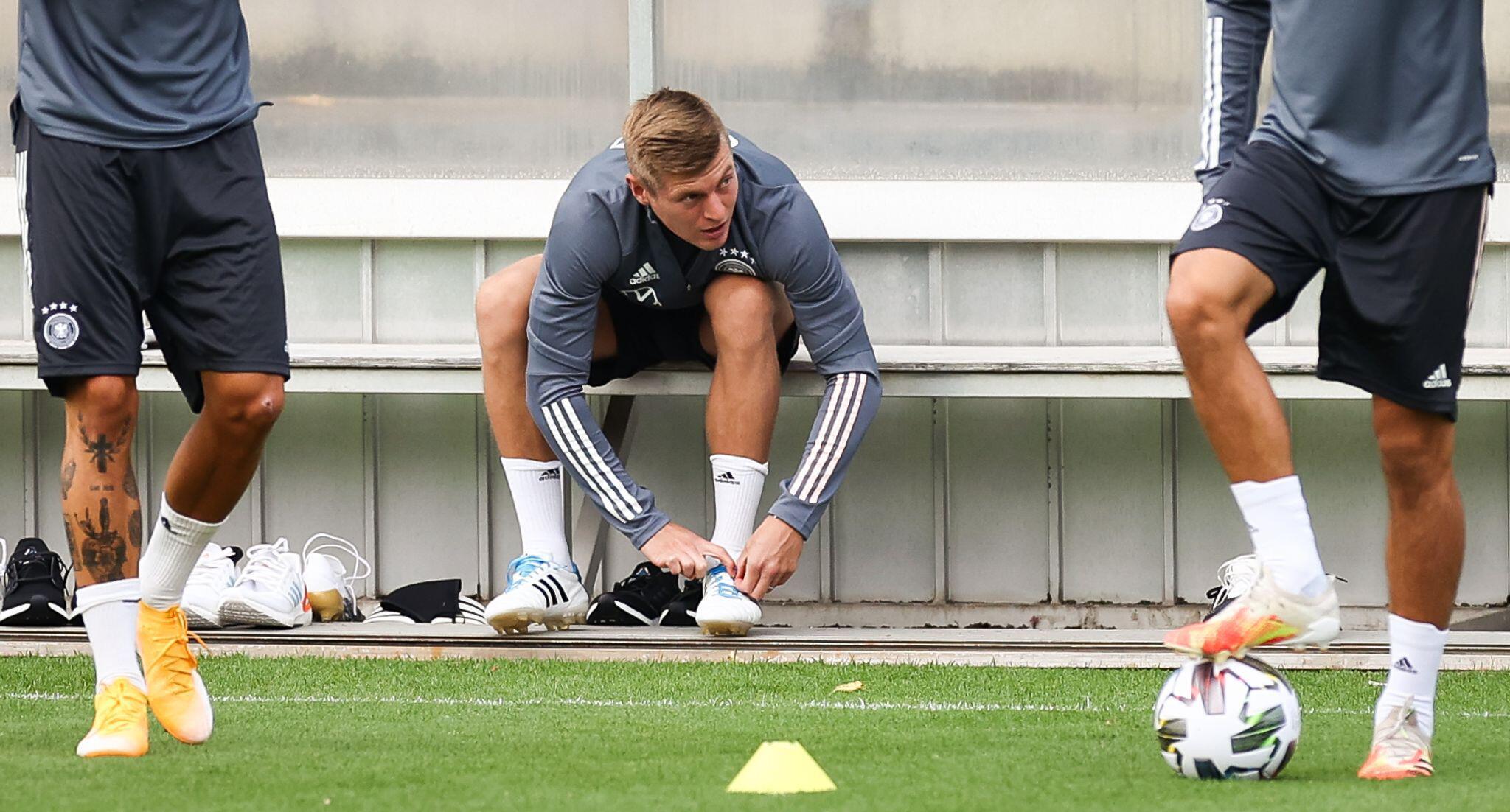 Fußballschuhe Toni Kroos