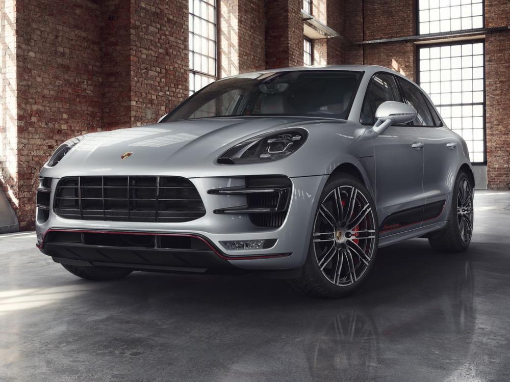 Bild zu Porsche Macan Turbo Exclusive Performance Edition
