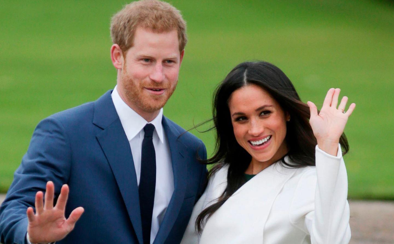Bild zu Prinz Harry, Herzogin Meghan, Sussex