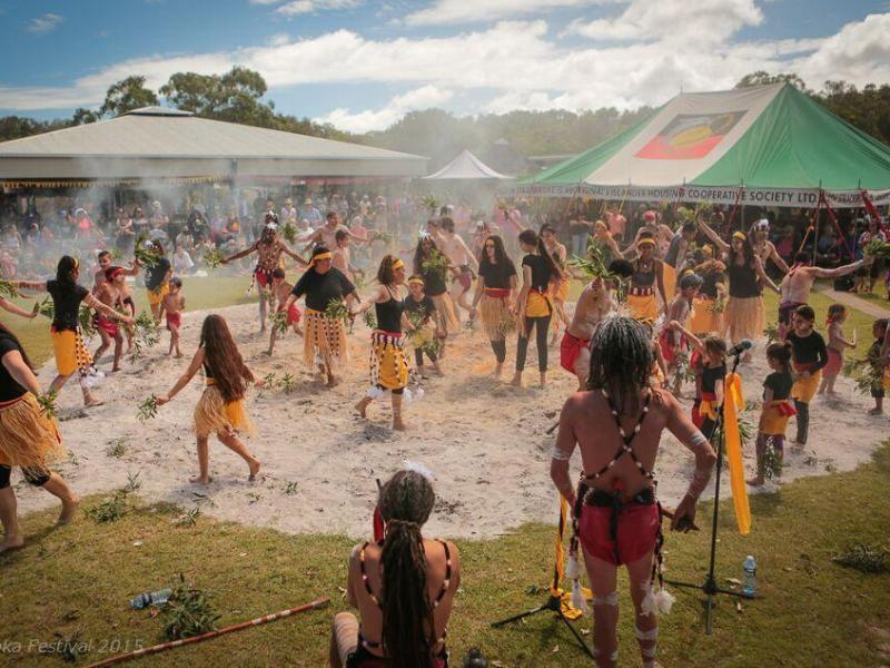 Bild zu Quandamooka Festival