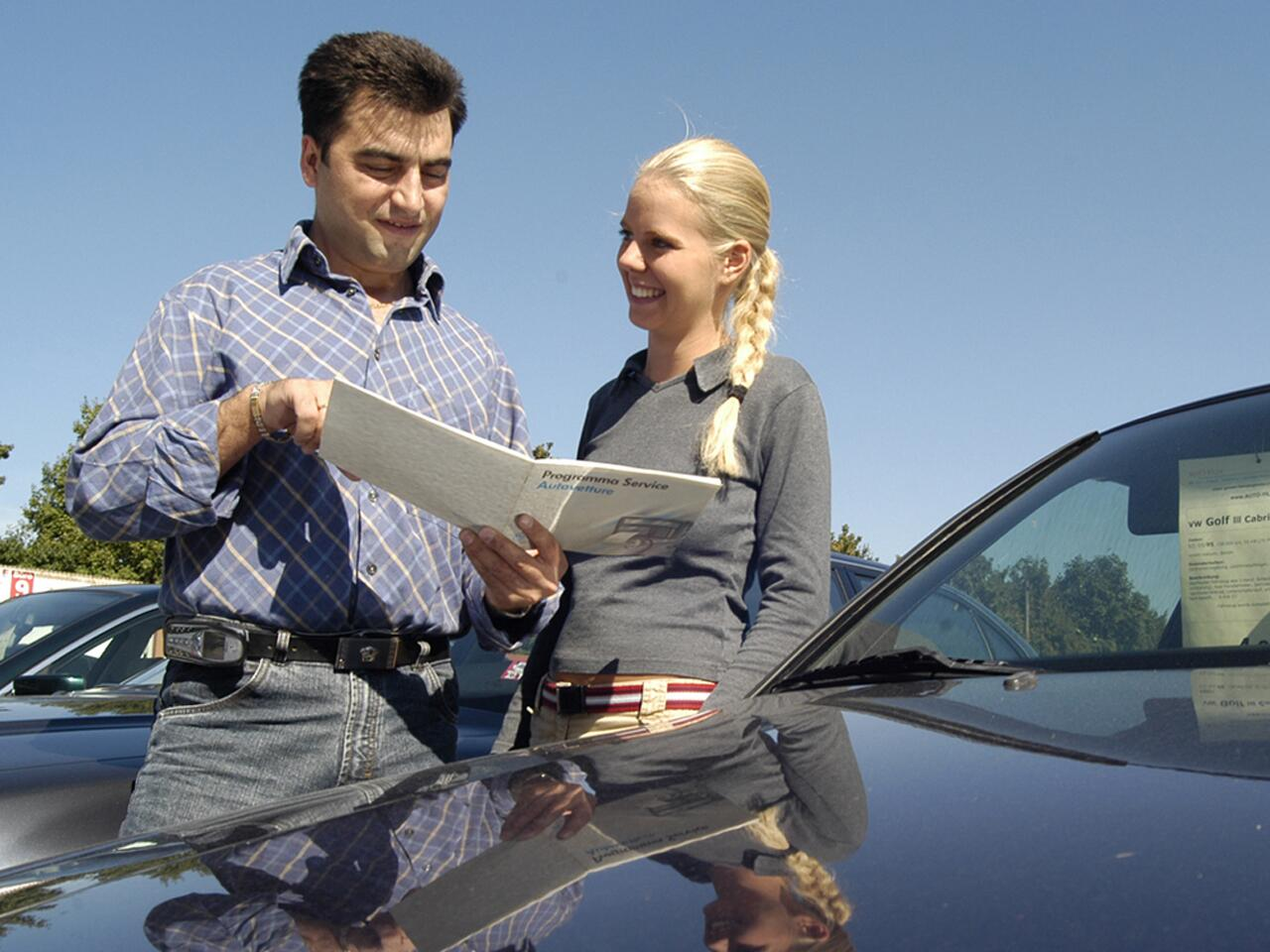 Bild zu Heutzutage wollen immer mehr Menschen Ihr Auto online verkaufen