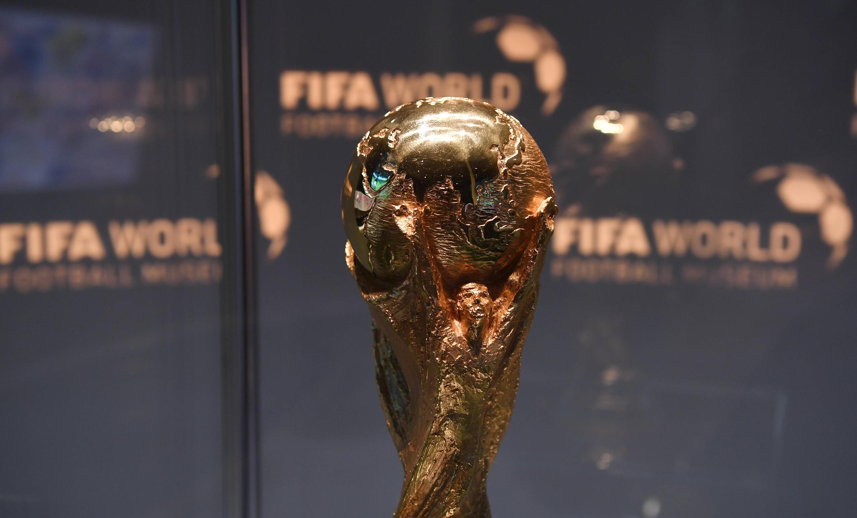 Bild zu WM-Pokal