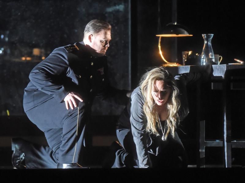 Bild zu Oper Tristan und Isolde