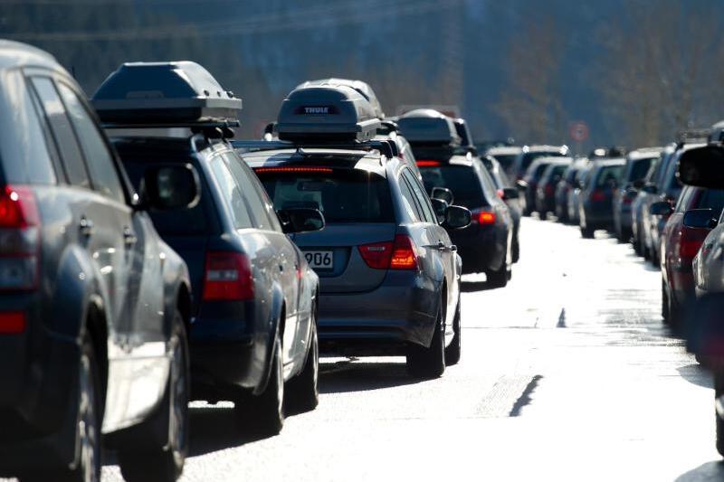 Autofahrer Mussen Zu Weihnachten Mit Vielen Staus Rechnen Gmx At