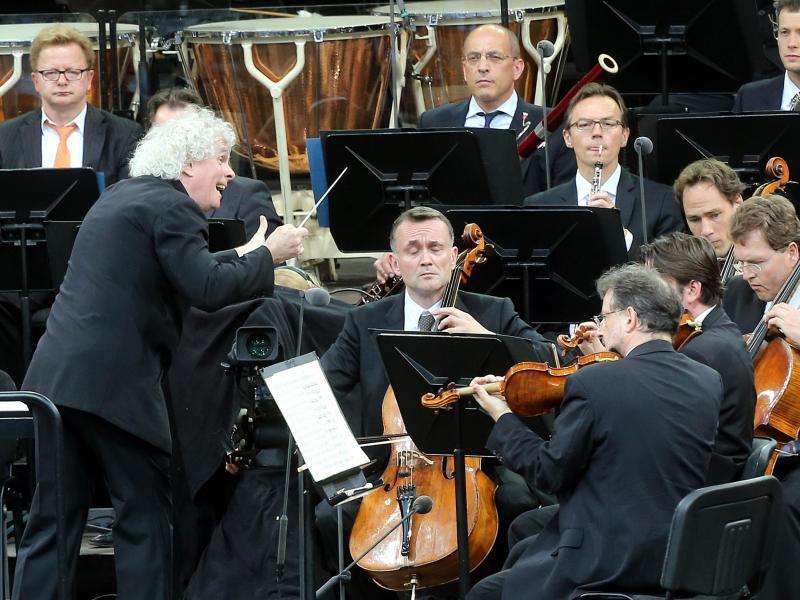 Bild zu Berliner Philharmoniker