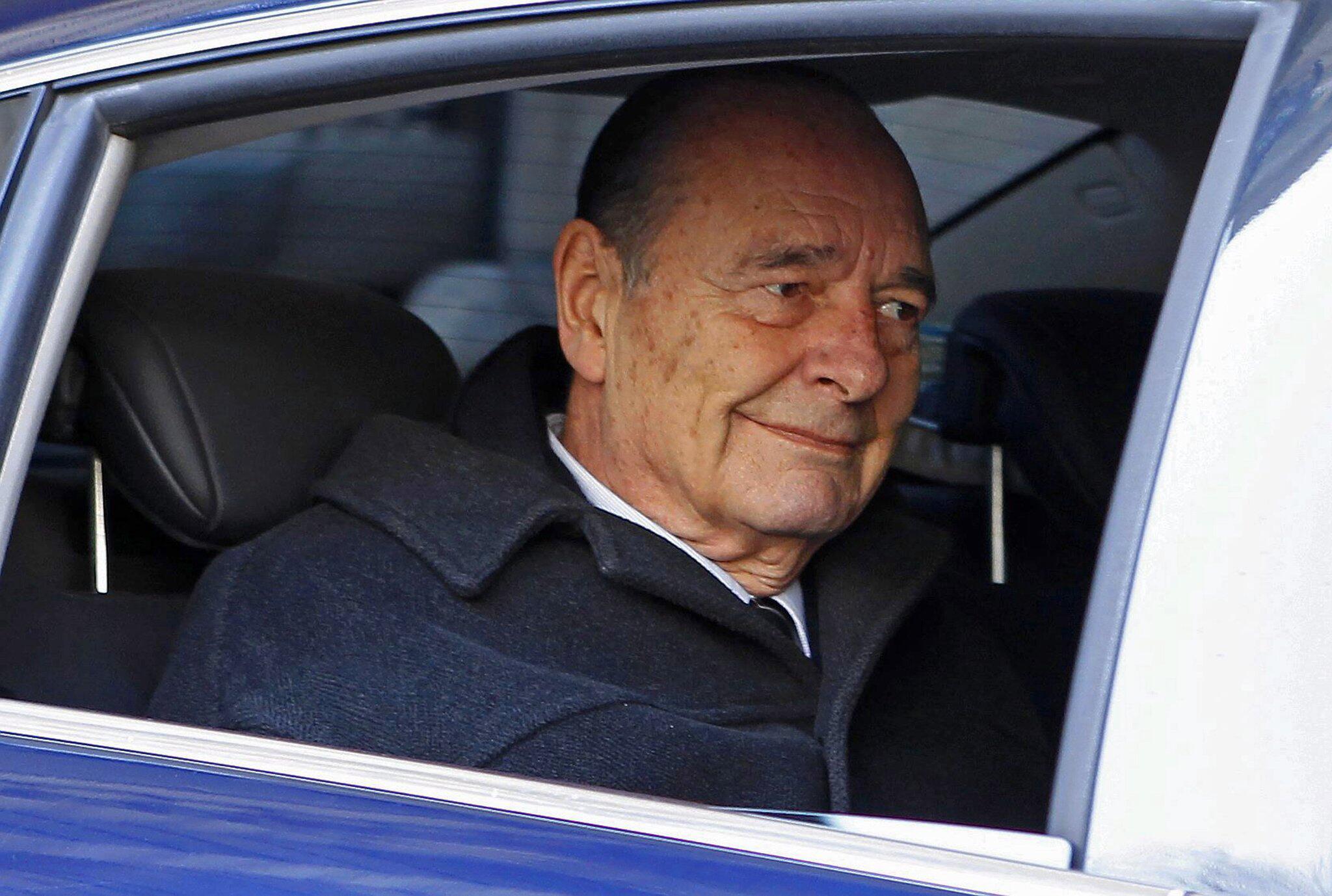Bild zu Jacques Chirac ist gestorben