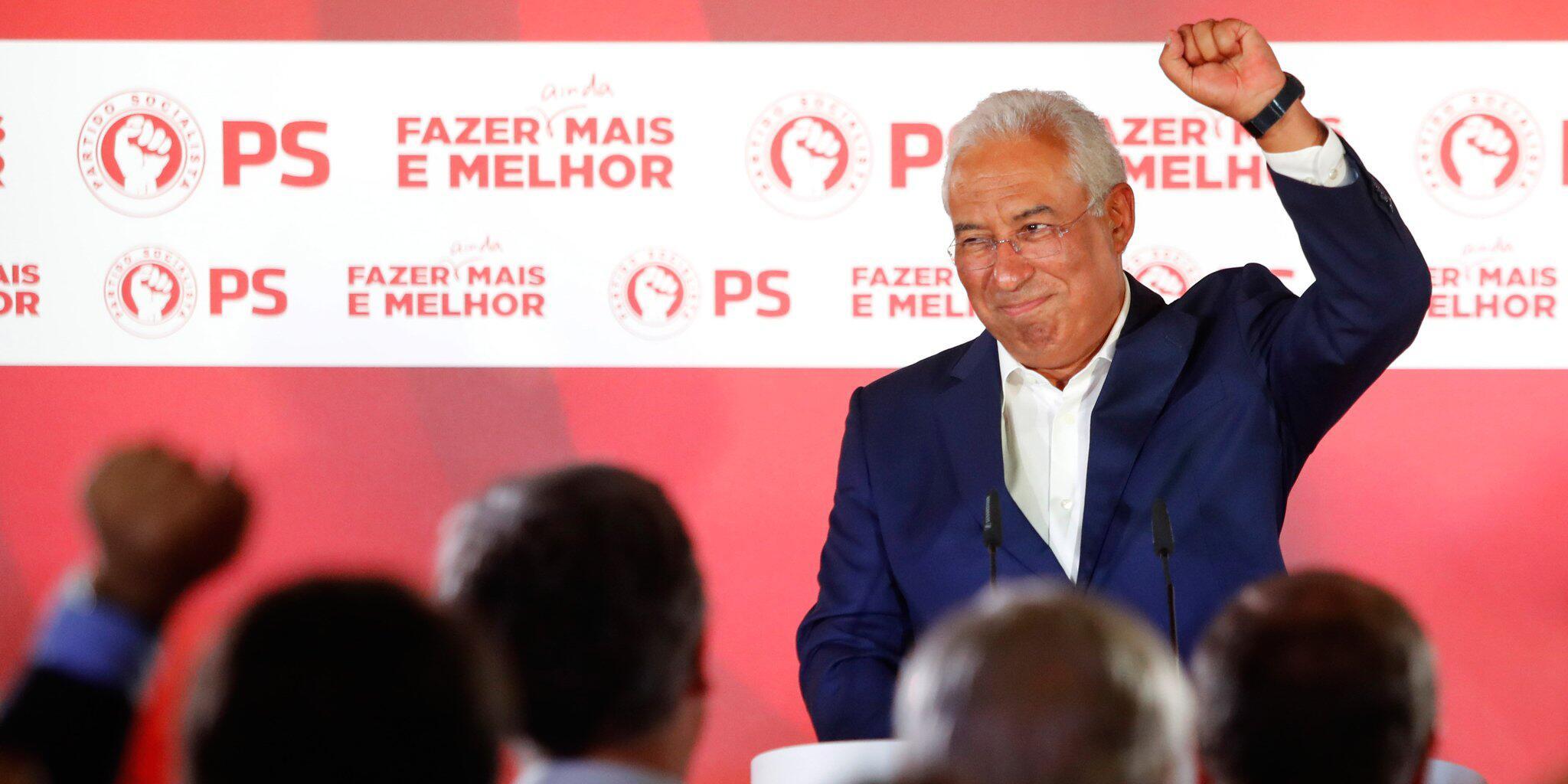 Bild zu Parlamentswahlen in Portugal