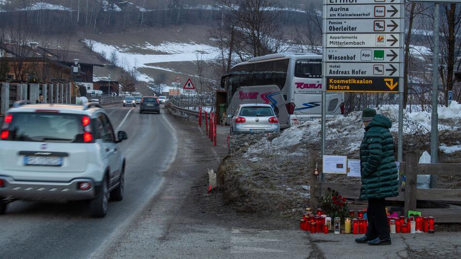Nach dem Tod von sechs jungen Deutschen in Südtirol